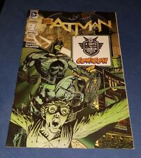BATMAN N°1 NEW 52 DC COMICS-LION SPECIALE NAPOLI COMICON IMBUSTATO QUASI OTTIMO