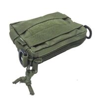 TASCA UTILITY ORIZZONTALE SMALL SOFTAIR VERDE RP-6063-V AIRSOFT TACTICALV POUCH