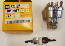 Caterpillar 101-3987 Ignition Switch