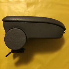 GREY Ford Focus Arm Rest lid Center Middle Console Armrest 2000-2007 Floor GRAY