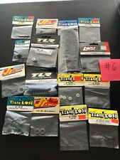 Vintage Team Losi Buggy and Truck Parts Lot ALL NIP Lot #6