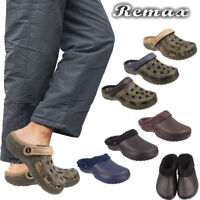 Mens Camouflage Beach Garden Clogs Sports Pool Hospital Shoes Slip On Mule UK