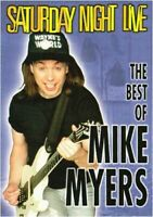 SATURDAY NIGHT LIVE - THE BEST OF MIKE MYERS NEW DVD