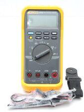 Tested Fluke 87 III True RMS Handheld Digital Multimeter w/ Leads — Serviced