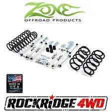 "Zone Offroad Jeep Wrangler TJ LJ Rubicon 03-06 3"" Suspension Lift Kit J3 4X4"