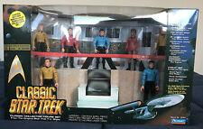 STAR TREK ENTERPRISE BRIDGE CREW - 1993 Limited Ed. No. 074688 of 150,000