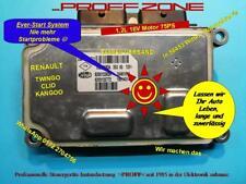 Airbag Steuergerät 8201229153A 8201 229 153 -A Crash Unfall löschen