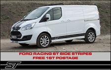 Ford Transit Custom St Seite Streifen Sport Racing Connect Focus Optik