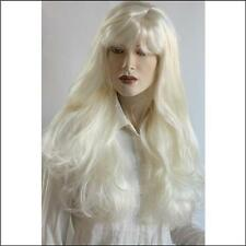 Wig Wigs Neu Zweithaar Perücke PL-667-07 rot ca. 75cm weißblond (#613A) lang
