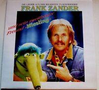 Frank Zander Und sein zweitbester Freund 'Miesling' (1990) [LP]