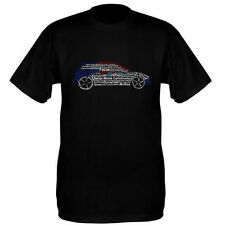Focus  Word Art  Rally T Shirt
