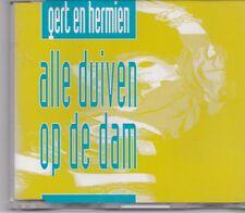 Gert en Hermien-Alle Duiven op De Dam cd maxi single