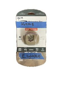 Princeton Tec EOS Tactical 4 mode Water Proof Sand With Camo Band