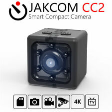 JAKCOM CC2 Smart Compact Camera 2K 1080P Recording Night Vision Mini Camera GY