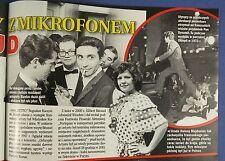 Gilbert Becaud  IRENA SANTOR,Paul Newman,Filipinki,Ewa Krzyzewska,Papusza