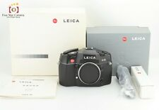 Excellent+++!! Leica R8 Black 35mm Film SLR Camera Body w/ Box from Japan