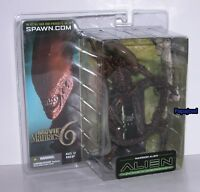 McFarlane Toys Movie Maniacs 6 Warrior Alien Resurrection Action Figure