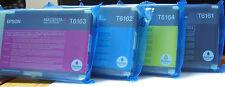Epson Cartridge set T6161, T6162, T6163, T6164 for B-300/310/500/510 DN Printer