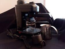 DeLonghi Caffe' Parma Espresso/Cappuccino Maker BAR-6 Black - New
