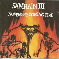 Samhain III - November-Coming-Fire CD