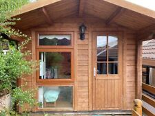 Garden Room / Garden Office / uPVC Windows /