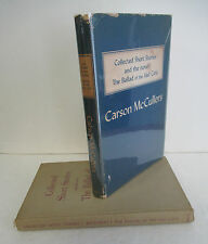 COLLECTED SHORT STORIES & The Novel BALLAD OF THE SAD CAFE by Carson McCullers