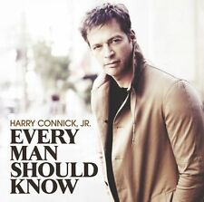 Every Man Should Know by Harry Connick, Jr. (CD, Jul-2013, Columbia (USA) Sealed