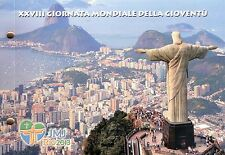 2013 Giornata mondiale della Gioventù - Vaticano - busta filatelico numismatica