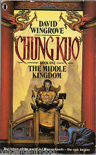 Chung Kuo: Bk. 1: Middle Kingdom by David Wingrove (Paperback, 1993)