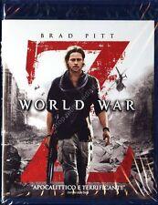 WORLD WAR Z - BLU RAY DISC NUOVO