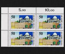 1988 germany Berlin Sc#9N569 Mi#804 Corner Numeral Margin Block MNH