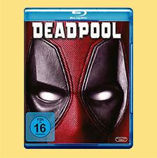 ••••• Deadpool (Ryan Reynolds) (BluRay)