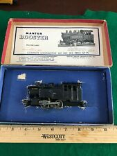 HO Scale Mantua 1954 Booster With Bill Of Sale And Other Papers Nice (HO19922)