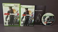 Just Cause 2  - Microsoft Xbox 360 Complete 1 Owner Mint Disc Game