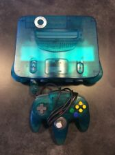 *AUS SELLER* nintendo 64 ICE BLUE CONSOLE AND CONTROLLER  n64 (2)