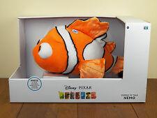 "Pixar Finding Nemo 16"" Cuddle & Talk Plush Stuffed Fish Doll Thinkway Toys *NEW*"