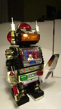 Star roto robot Taiwan scatola gigante giant vintage space Toy box originale