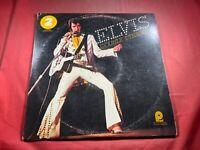 K4-35 ELVIS PRESLEY Double Dynamite! ... DOUBLE LP ... 1975