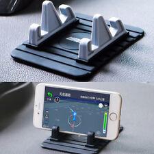 Support Universel De Voiture Bureau Silicone Souple Pour Smartphone Gps Mobile