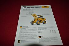Caterpillar 916 Wheel Loader Log Loader Dealers Brochure DCPA8 ver2