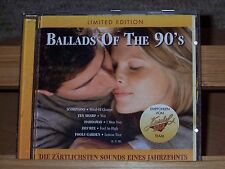 CD Ballads Of The 90´s - Limited Edition - Scorpions - Fools Garden - 3T - 2003