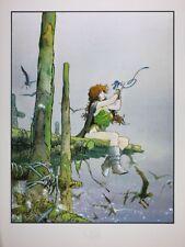 Affiche Offset Quête de l'Oiseau du Temps (La) Pélisse et le fourreux Momie Foli
