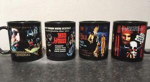 VINCENT PRICE FILM mugs 24 designs Custom NEW witchfinder phibes poe usher