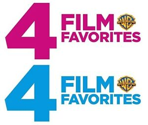 4 FILM FAVORITES / COLLECTION * Many options to choose from * DVD * Free Ship US