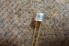 Historic 1962 Fairchild 2N1613 Transistor: The First Planar Device Ever Produced