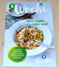 Weight Watchers Your Way Woche 15.7-21.7 Zero SmartPoints 2018 Wochenbroschüre