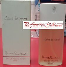 DONATELLA PECCI DANS LE VENT EDT SPRAY - 75 ml