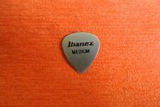 Mediator Guitare Guitar PICK IBANEZ Metal Medium small -2