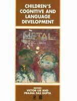 Niños Cognitivo Y Idioma Desarrollo Por Lee,