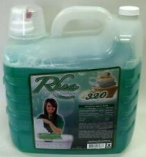 Rhea Detergent  2.5 Gallons (half of 5 gallons) Compared to Top Leading brands